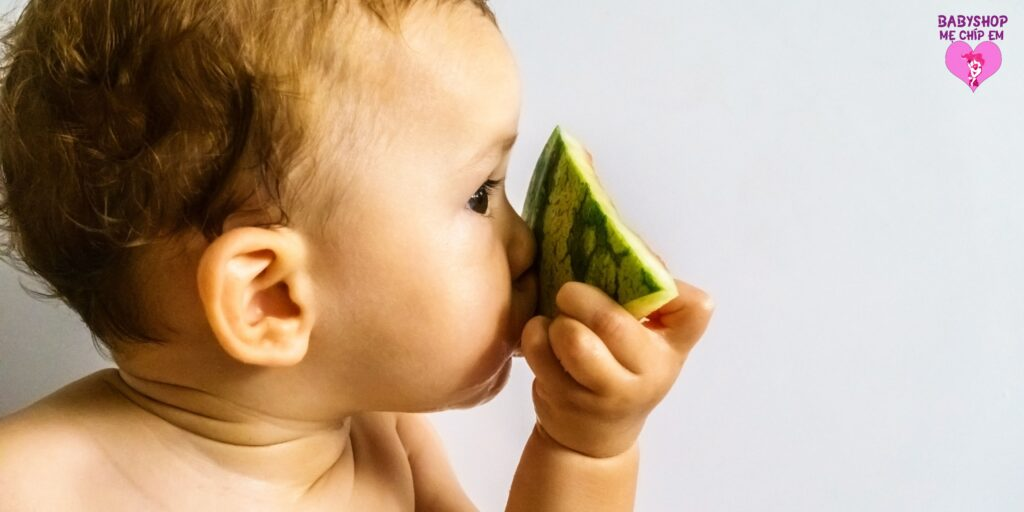 Tập Trẻ Ăn Dặm Giai Đoạn Từ 7 - 8 Tháng Cần Lưu Ý Những Gì 2