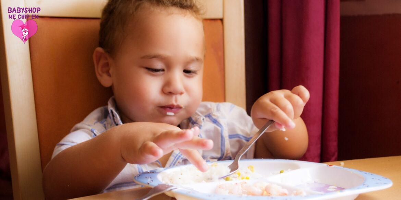 Tổng quan về ăn dặm kiểu Nhật dành cho trẻ giai đoạn từ 9-11 Tháng 2